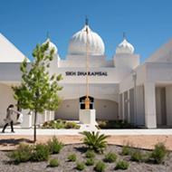 San Antonio's Sikh Community Raises Nearly $250,000 for the SA Food Bank