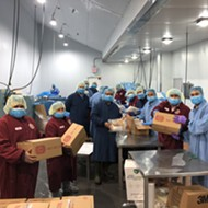 Local Specialty Foods Brand GoodHeart Donates 40,000 Meal Kits to San Antonio Families