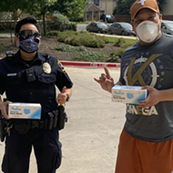 After National TV Appearance, Noodle Tree Chef Will Distribute Surgical Masks to San Antonians