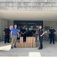 The Shops at Alamo Ranch Donates 400 Meals to San Antonio First Responders