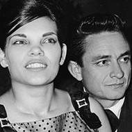<i>My Darling Vivian</i> About Johnny Cash's First Wife, San Antonio Native Vivian Liberto, Hitting VOD