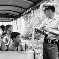July Marks the 50th Anniversary of Mini-Train Robbery at San Antonio's Brackenridge Park