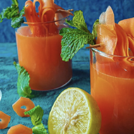 Carrot What? San Antonio Chef Combines Unlikely Ingredients for a Refreshing Summertime Cocktail