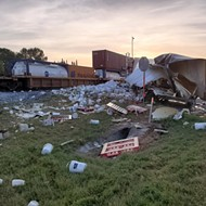 Refrigerated Truck Struck By Train in Texas Hill Country Results in 'Condiment Catastrophe'
