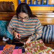 San Antonians Can Craft Sustainably at Home with a Virtual Version of Spare Parts' Sunday Funday