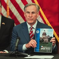 Nearly 2/3 of Texans Disapprove of Gov. Greg Abbott's Handling of the Pandemic, Poll Shows