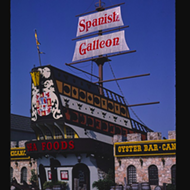 Newly Revealed Photos From the Library of Congress Show San Antonio's Vintage Signs and Storefronts
