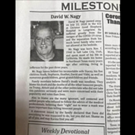 Texas Man's Scathing Obituary Blaming His Death on Trump and Abbott Goes Viral