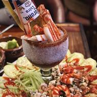 La Laguna Mariscos Restaurant Opens in San Antonio, Bringing Over-the-Top Micheladas