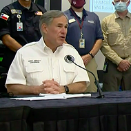 Gov. Abbott Warns East Texas Residents Hurricane Laura Will Bring 'Unsurvivable' Surges