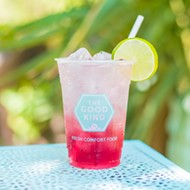 The Good Kind's Hibiscus Margarita Will Cool You Down Amid This Weekend's Record Heat