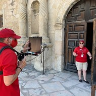 The Alamo Launches Real-Time Virtual Tours