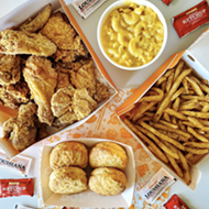 San Antonio Popeyes Employee Fired Over Allegation He Spit on Cop's Food, Yelled 'ACAB'