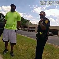 San Antonio Police Release Body-Cam Footage of Black Jogger's Arrest