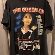 San Antonio Woman's Vintage Selena T-Shirt Launches Online Bidding War