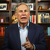 Gov. Greg Abbott Calls on Texas Candidates to Sign a Pledge to Oppose Police Budget Cuts