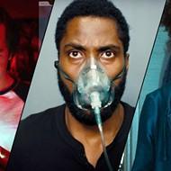 Cinematic Spillover: Short reviews of <i>Tenet</i>, <i>Cuties</i> and <i>The Social Dilemma</i>