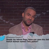 Tony Parker Featured in New Episode of Jimmy Kimmel's Mean Tweets