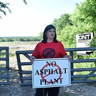 New Asphalt Plant In No Man's Land Draws Neighbors' Ire