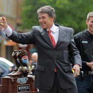 "How Twitter Is Responding To Rick Perry's ""Accident"" Gaffe"