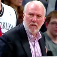 Gregg Popovich: NBA Champion, Basketball Genius, Grump Supreme