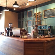 White Elephant Coffee Company Opens Off South Presa