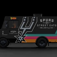 San Antonio Spurs food truck will take to the streets with throwback colors and chef-prepared eats
