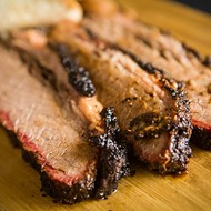 Fanciful Barbecue Smoke Hits Stone Oak