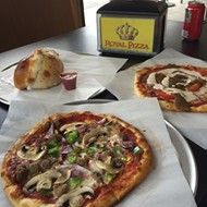 Lunchtime Snob: Seeking Knighthood At Royal Pizza
