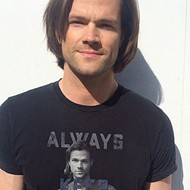 Fans Pay Tribute To Jared Padalecki At San Diego Comic Con