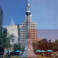 Bexar County Commissioner Calls For Removal of Travis Park Historical Monument