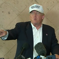 Donald Trump Loses It In Laredo After Telemundo Asks About Controversial Comments