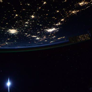 Astronaut Tweets Texas From Space, But Mostly Misses San Antonio