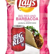 We'd Vote For These Big Red & Barbacoa Chips