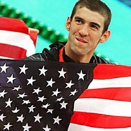 Michael Phelps In SA For National Swimming Championships