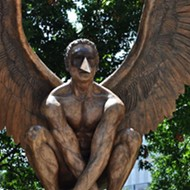 Renowned Mexican Artist Jorge Marín's 'Wings of the City' To Show At SA Botanical Garden
