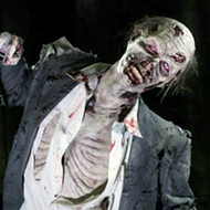 Zombies Wanted At 13th Floor Haunted House