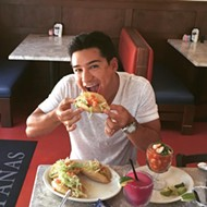 AC Slater Ate Puffy Tacos At Viola's Ventanas