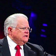 John Hagee, pastor of San Antonio's Cornerstone Church, has tested positive for COVID-19