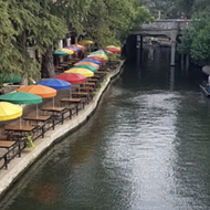 San Antonio River Walk business district opens for kayakers for the first time in three decades
