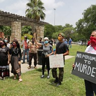 Downtown march scheduled for Monday, October, 12, San Antonio's Indigenous People's Day