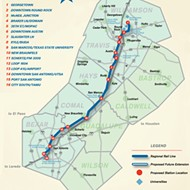 Bexar County Approves $500,000 For Lone Star Rail District