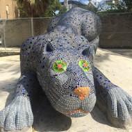 A Sneak Peek At Playful Public Art In Yanaguana Garden