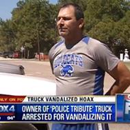 Breitbart's Attempts To Discredit #BlackLivesMatter Backfires After Truck Vandalism Hoax Exposed