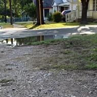 Map: Which Parts of San Antonio Lack Sidewalks