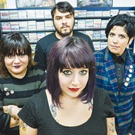San Antonio Music Awards Showcase: Punk At Paper Tiger