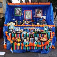 Calling All Artists for Día De Los Muertos Altar Exhibition and Contest
