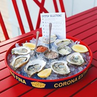 Pleasing Patio and Fare at Shuck Shack