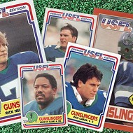 So Long, 'Slingers: An Oral History of the San Antonio Gunslingers