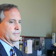 Texas AG Ken Paxton shares clip by right-wing group allegedly showing San Antonio voter fraud